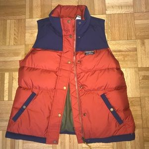 L.L. Bean Vest - Down Tech